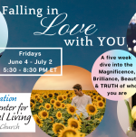 Falling in Love with YOU: class starts June 4