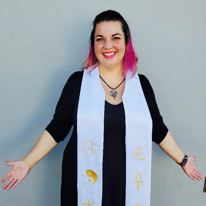Rev. Kristen Ashley