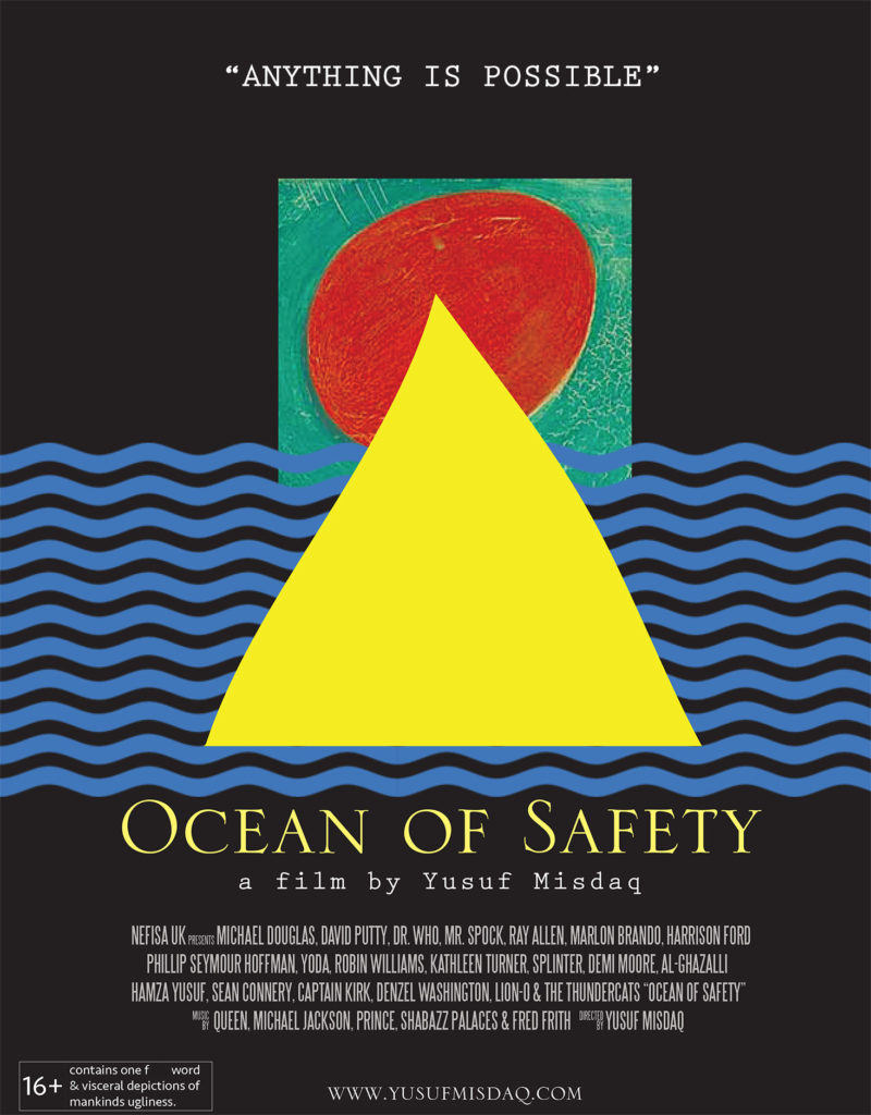 Ocean of Safety poster