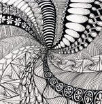 Zentangle Drawing Workshop and Fundraiser June 12